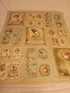 Santoro Mirabelle Quilt, now available www.auntyanndesigns.etsy.com