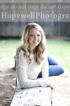 senior photography www.HopewellPhotography.com