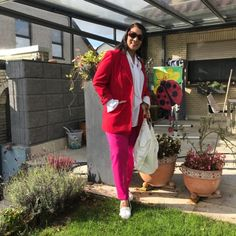 Time to Red-Pink Fashion!