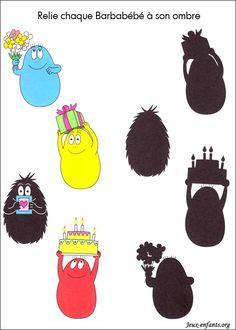 Alphabet barbapapa autism alphabet alphabet party et easy crafts for kids - Barbapapa dessin anime gratuit ...