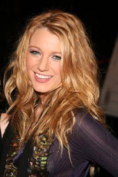 Blake Lively Hair - Hairstyle - Haircuts