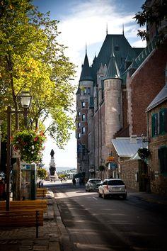 Quebec City Street | by Julie Doro