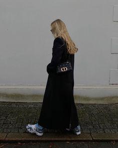 """Marie von Behrens on Instagram: """"anzeige/ weekend strolls are my favorite 🤍🤍 @dior #diorcaro"""" Weekender, Marie Von Behrens, Dior, Différents Styles, Videos, Normcore, High Neck Dress, Street Style, Instagram"""