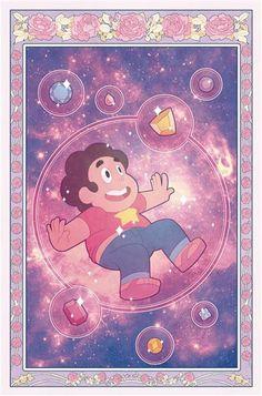 Steven Universo na sala das bolhas ✨