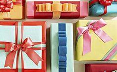 Бант для подарка своими руками