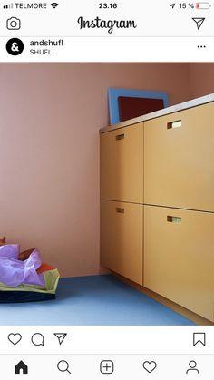 Top Freezer Refrigerator, Filing Cabinet, Lockers, Locker Storage, Kitchen Design, Kitchen Appliances, Bad, Inspiration, Furniture