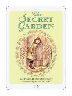 Our favorite childhood books on Epic!: The Secret Garden by Frances Hodgson Burnett