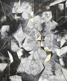 'Venus de Milo', oil on aluminium, by Zelin Seah.