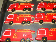 Fire Truck BirthdayParty