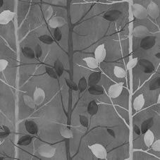 Arthouse Woodland Charcoal Wallpaper 630704