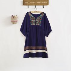 Embroidery Cotton Dresses Maternity Clothes For Pregnant Women Pregnancy Clothing Tops Gestante Ropa Embarazada Gravida Vestidos