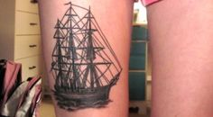 Got this one for my Dad just last week. The historic naval ship is for his fascination with history and to honor his service as a U.S. Navy Vietnam Veteran (The rear end says his name, Ray).
