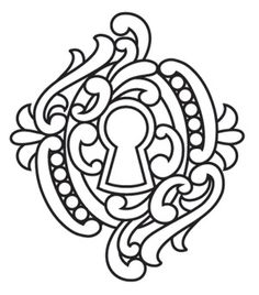 Intrepid Journey - Enchanted Escutcheon | Urban Threads: Unique and Awesome Embroidery Designs
