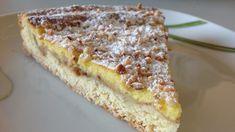 Crostata di mandorle e crema catalana – Ricette Dieta Gruppo Sanguigno