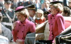 Diana & Charles - Austria Tour _ 15  Avril 1986