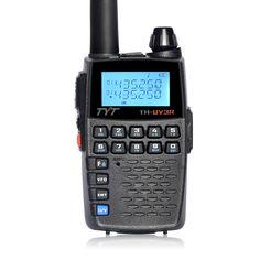Tyt thuv3r מכשיר קשר להקה הכפולה porket מיני וו רדיו דרך 136-174 mhz 400-470 mhz רדיו תחנת מכשיר קשר נייד