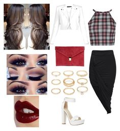 """Rock glamour?"" by mischievoustyle on Polyvore"