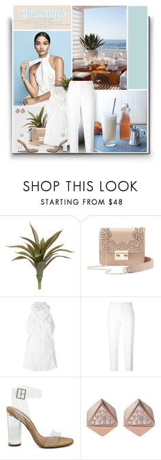 """""""136. Chic Simple"""" by milva-bg ❤ liked on Polyvore featuring Rick Owens, Marni, Steve Madden and FOSSIL"""