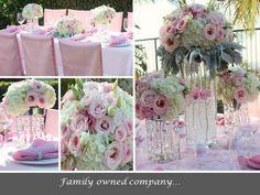 vintage wedding centerpieces | Wedding Centerpiece Ideas via My Flower Affair