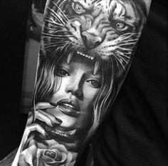 Tattoo by ig:akingtattoo