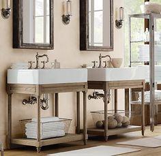 Sink/taps