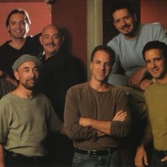 The Rippingtons ~ Smooth Jazz  Formed in 1986 by guitarist and band leader Russ Freeman