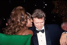 18 photos of Iman and David Bowie that show just how in love they were
