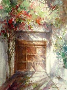 Fábio Cembranelli - A Painter's Diary: Montevideo