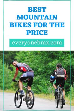 Best cheap mountain bikes. Male cyclist riding silvery blue full suspension mountain bike through mountains and woods. Best Cheap Mountain Bike, Mountain Biking, Full Suspension Mountain Bike, Bmx Bikes, Woods, Bicycle, Mountains, Blue, Bicycle Kick