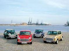Classic MINI Coopers
