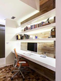 Schreibtisch Len Design bekijk de foto maritwooninspiratie met als titel prachtige