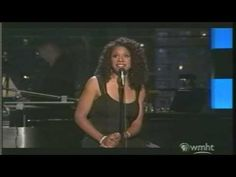Audra McDonald singing Stars and the Moon from Songs for a New World