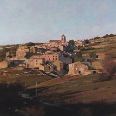 aurel hills Landscape Art, Paris Skyline, Gallery, Travel, Painting, Viajes, Roof Rack, Painting Art, Destinations