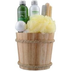 Coffret de Bain Inspiration by Healing Spa - Avocat, Olive et Citron