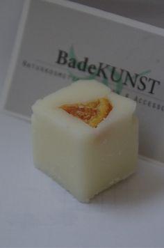Badetrüffel Orange (sprudelnd) von Willkommen bei BadeKunst auf DaWanda.com