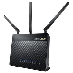 Buy ASUS Dual Band Gigabit WiFi Router at Mighty Ape NZ. For Those Who Want to Run Ahead supports combined dual-band data rates of up to 1300 Mbps at 5 GHz gives Gigabit wireless. Best Wifi Router, Vpn Router, Wireless Router, Mac Os, Usb, Linux, Dual Band Router, Router Reviews, Cable Ethernet