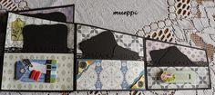 mueppi`s bunte Strick- und Kartenwelt: Zick - Zack - Album