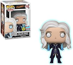 Funko Pop Television The Flash - Killer Frost # 712 NYCC 2018 Shared for sale online Funko Pop Toys, Funko Pop Vinyl, Dark Pop, Iris West, Killer Frost, Pop Television, Pokemon Fusion, Pop Vinyl Figures, Pokemon Cards
