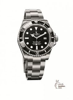 The Rolex Sea-Dweller 4000 from 2014