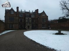 Nice place to network and lunch with the Chamber of Commerce @ Castle Bromwich Hall Hotel
