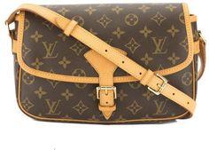 Louis Vuitton Monogram Sologne Bag (Pre Owned)