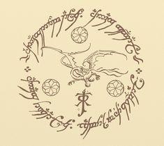 tolkien_tattoo_ispired_by_orikunie-d5vexka.jpg (946×844)