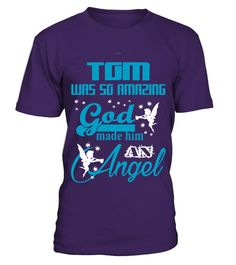 # TOM WAS SO AMAZING .  TOM WAS SO AMAZING  A GIFT FOR THE SPECIAL PERSON  It's a unique tshirt, with a special name!   HOW TO ORDER:  1. Select the style and color you want:  2. Click Reserve it now  3. Select size and quantity  4. Enter shipping and billing information  5. Done! Simple as that!  TIPS: Buy 2 or more to save shipping cost!   This is printable if you purchase only one piece. so dont worry, you will get yours.   Guaranteed safe and secure checkout via:  Paypal | VISA…
