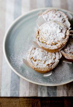 - VANILLA - stories of cuisine: Mondays of friends: the sensational rice puddings Juls. Italian Pastries, Italian Desserts, Cupcakes, Cake Cookies, Bakery Recipes, Dessert Recipes, Flan, Good Morning Breakfast, Muffins