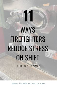 Firefighter Stress Management on Shift - Fire Dept. Firefighter Memes, Firefighter School, Firefighter Training, Firefighter Family, Volunteer Firefighter, Firefighters, Firemen, Fire Training, Training Quotes