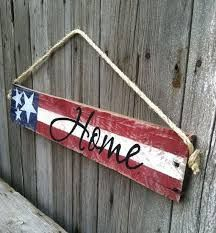 Image result for 4th of july wooden signs