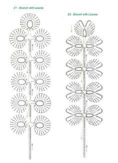 #ClippedOnIssuu from Flower crochet ebook