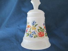 Vintage Aynsley Bone China Bell Marked Made In by BitofHope