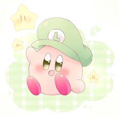 Luigi Kirby!!!! So adorable!!
