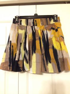 Cute size small skirt. Too short for me but so cute with leggings!! $12 shipped